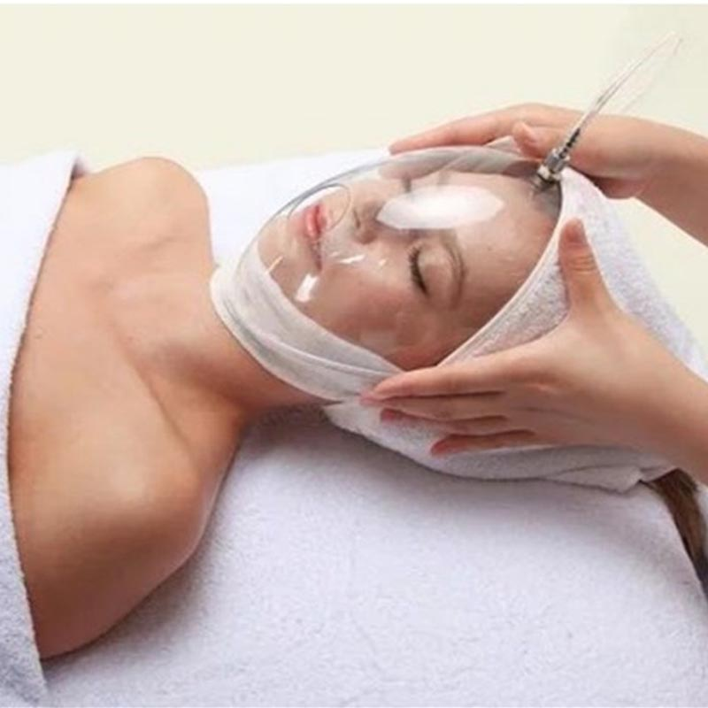 New Type PMMA Water Oxygen Mask Oxygen Injection Transparent Mask Skin Care Tools Facial Skin Care