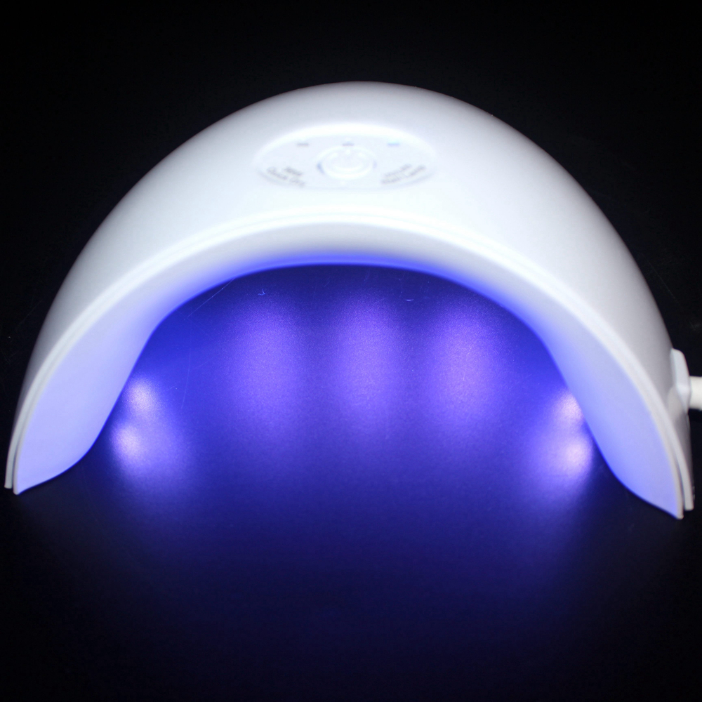 Newest 36W Led UV Lamp 12pcs LED Nail Dryer for ALL Nail Gel Polish Manicure With Timer button Sensor Nail Art Tools