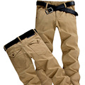 Men's clothing male casual pants cotton trousers  large size big size plus size men's clothing ,3XL,4XL,5XL