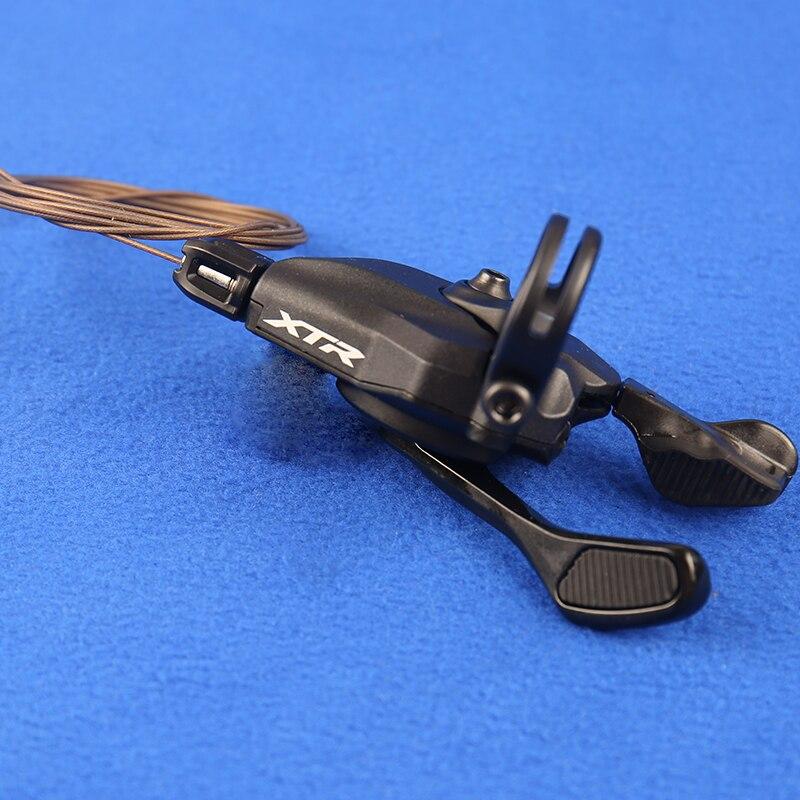 SHIMANO XTR SL M9100 R M9100 12 скоростей Рычаг переключения передач триггер MTB велосипед RAPIDFIRE плюс рычаг переключения передач правый