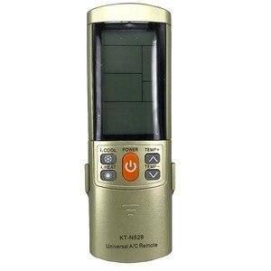 Image 3 - Novo controle remoto universal KT N828 2000in1 do condicionador de ar