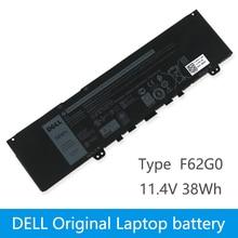 Original Laptop battery For DELL Inspiron 13 5370 7370 7373 Vostro 5370 RPJC3 F62G0 11 4V
