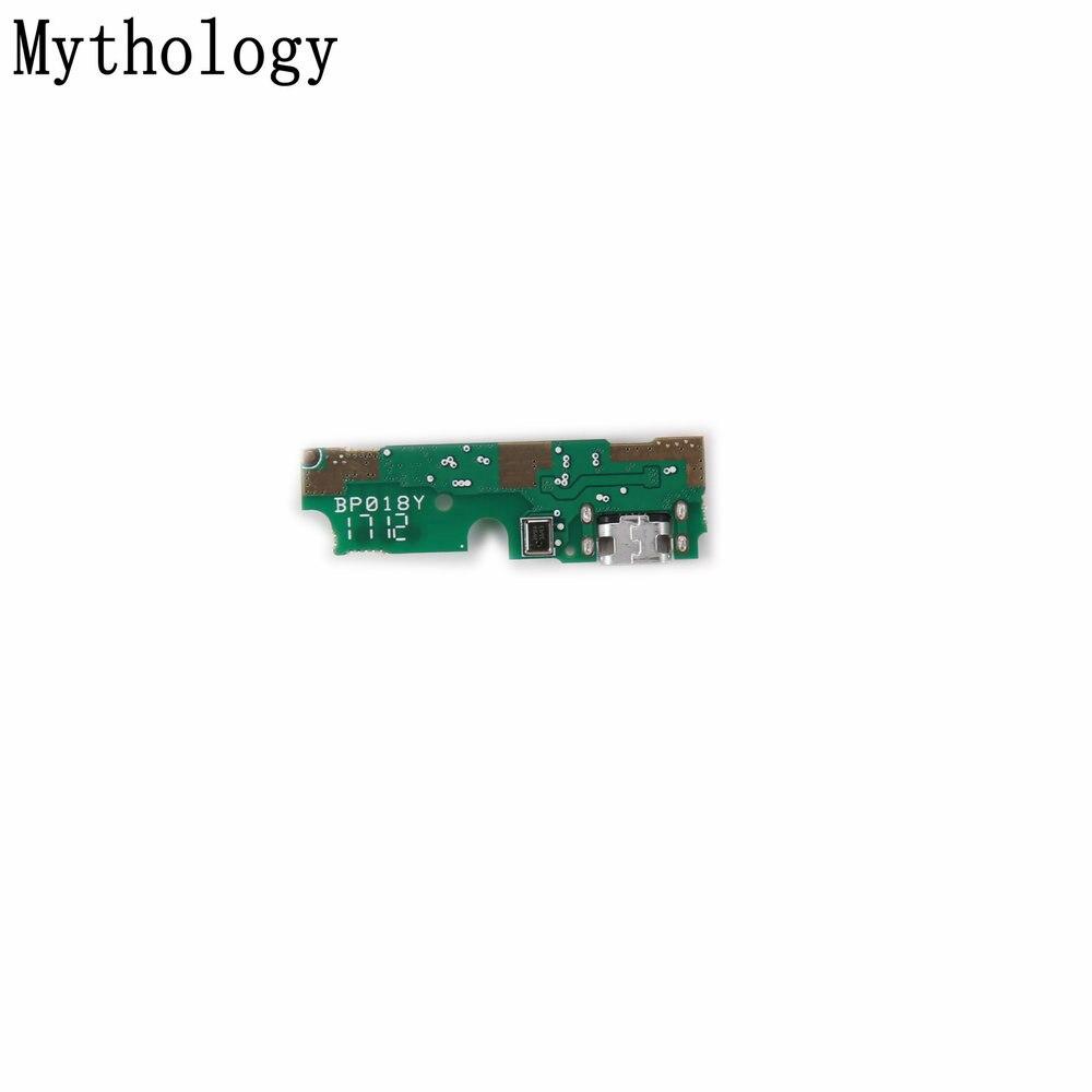 Mythologie Für Ulefone Power 2 USB Board Flex Kabel Dock Connector Mikrofon 5,5 zoll Handy Ladegerät Schaltungen Auf Lager