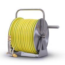 Нержавеющая сталь полив Автомойка водопровод стеллаж для хранения автоматической трубы РАМА дома настенный