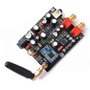 Image 4 - CSR8675 Bluetooth 5.0 Receiver Board PCM5102A I2S DAC Decoder Board LDAC Wireless Audio Module Support 24BIT With Antenna