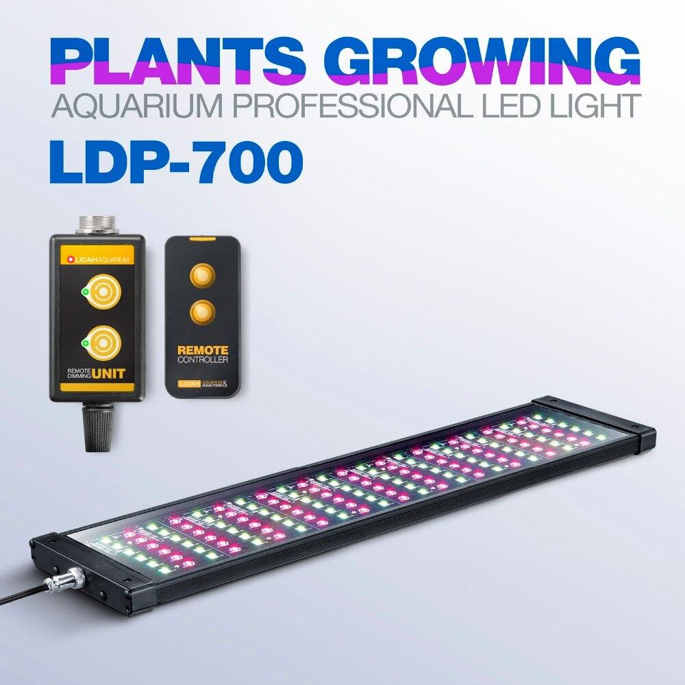 Licah agua dulce acuario luz LED planta LDP-700 shpping libre