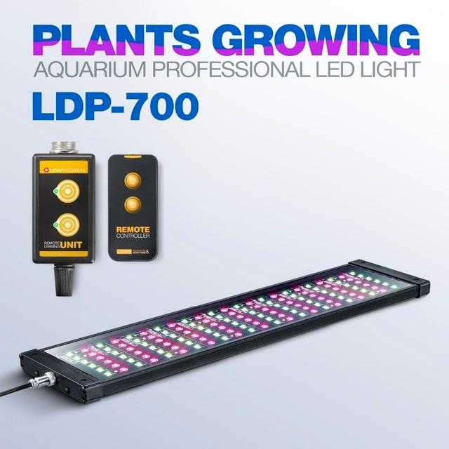Licah 신선한 물 수족관 공장 led 빛 LDP 700