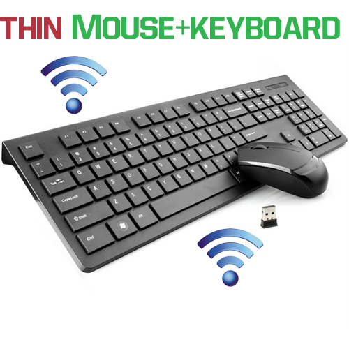 METOO 100 ultrathin slim 2.4GH wireless mouse keyboards comb computer peripherals accessories keyboard & - ZOL store