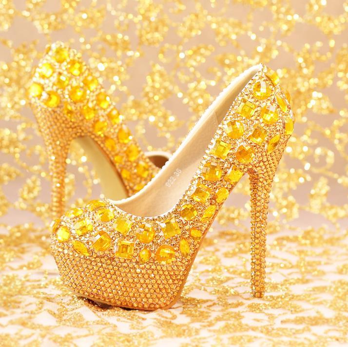 women high heels prom wedding shoes