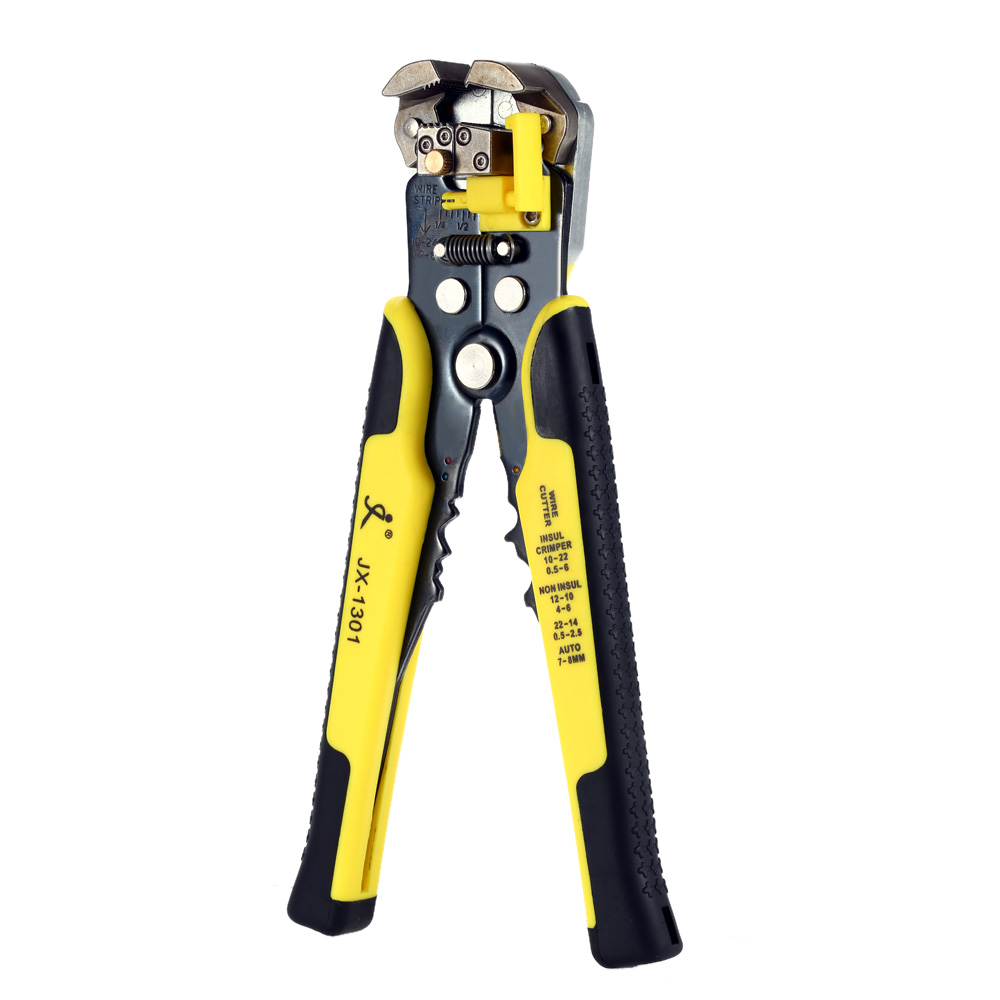 Automatic Cable Wire Stripper Self Adjusting Crimper Terminal Tool ...