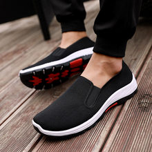 Spring Men Shoes Men Casual Shoes Canvas Shoes Fashion Men's Loafers Breathable Outdoor Male Shoes Suede Fashion Sneakers 785(China)