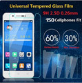 New 0.26mm 9H For Highscreen Power Four Tempered Glass Screen Protector Premium Front Clear Protective Film Cover