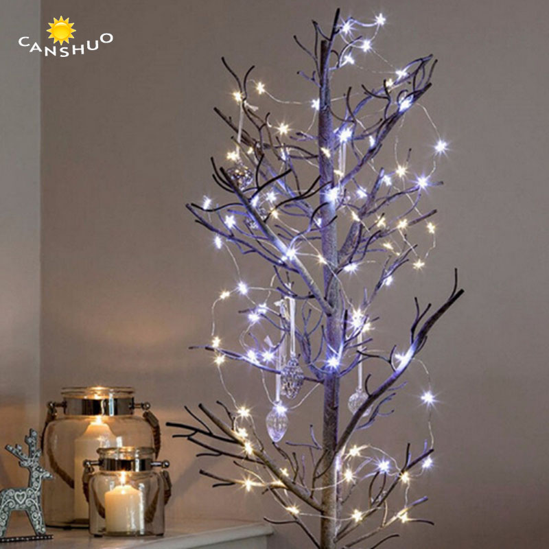 silver wire star string lights 3m 30led aa battery. Black Bedroom Furniture Sets. Home Design Ideas