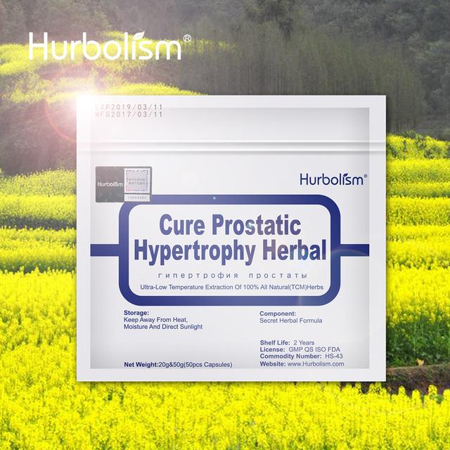 Prostate Diseases, Curing Formula for Men