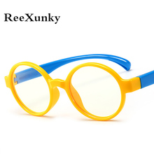 Anti Blue Light Glasses For Childs Round Computer Goggles Anti Radiation TR90 Kids Eyeglasses gafas anti radiacion computador кабель севкабель nym 3x2 5мм2 гост iec 60227 4 2011