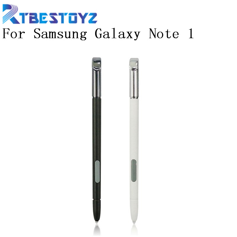 RTBESTOYZ Original For Samsung Touch Pen Stylus S Pen For Samsung Galaxy Note 1 N7000 I9220 Touch Screen Pen Black White Pink