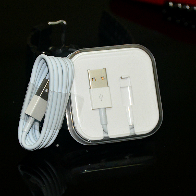 high quality USB Data Sync Charger Cable For Apple iPad Mini iPhone 5 5c 5s 6 6plus 6s 6sPlus Cable ios 8 9 fast charging