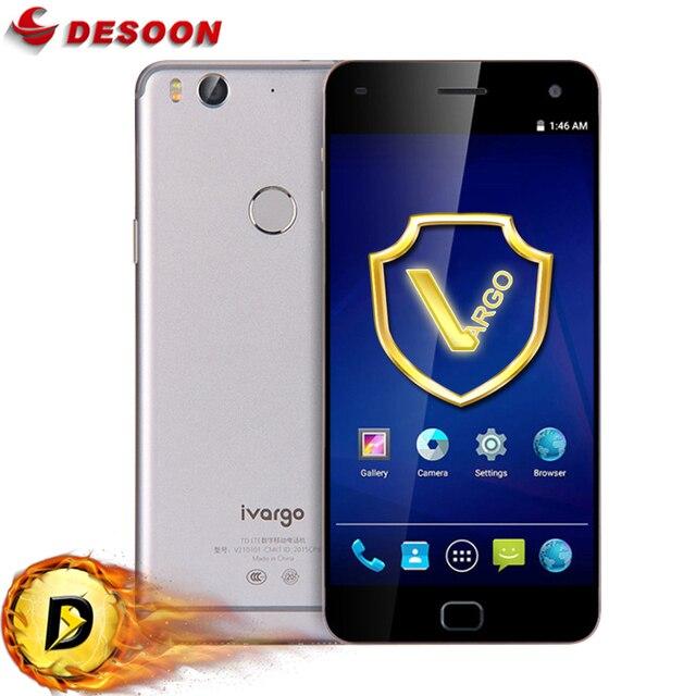 Оригинальный ivargo V210101 мобильный телефон 5.0 дюймов fhd Snapdragon 615 Octa core 3 ГБ + 32 ГБ 13MP NFC HiFi OTG 4 г LTE смартфон