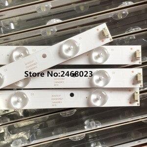 Image 3 - 1 סט = 4 חתיכות עבור LE40F3000WX LK400D3HC34J Led תאורה אחורית JVC LT 40E71(A) LED40D11 ZC14 03(B) 30340011206 11 מנורות