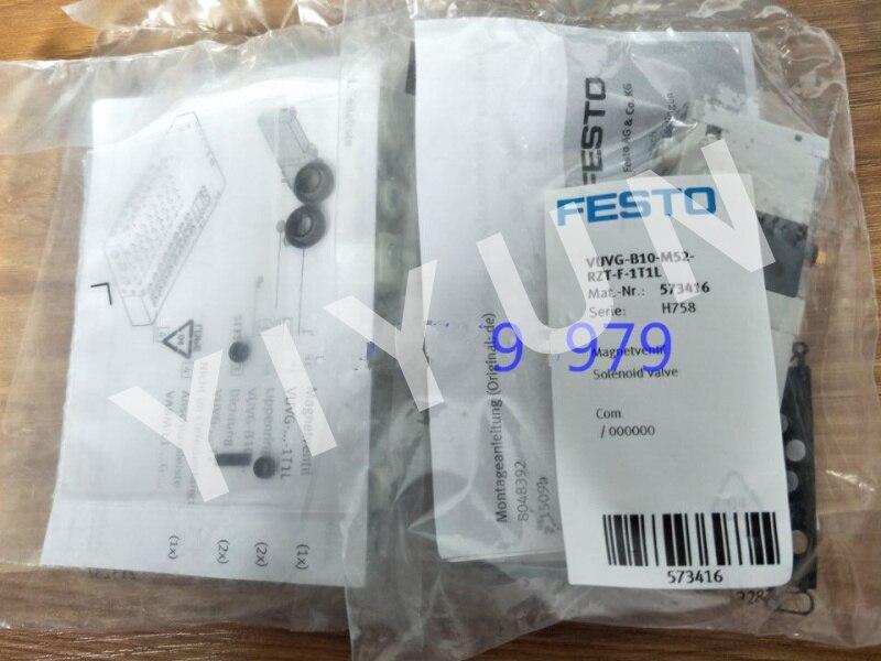 VUVG-B10-M52-RZT-F-1T1L 573416 FESTO Solenoid valve Pneumatic components cpv14 ge fb 6 festo pneumatic components festo solenoid valve page 5