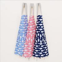 2017 Fashion Cute Animal Pattern Women Apron With Pockets Kitchen Aprons For Woman Schort Work Waiter