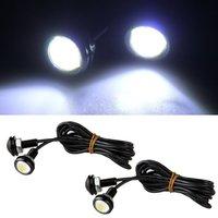 10x) 4 3 W High Power LED Eagle Eye Achter Back Up Reverse Achterlicht Lamp