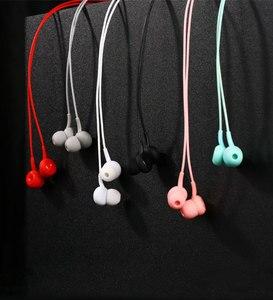 Image 5 - את המחיר הנמוך ביותר רימקס 510 אוזניות מגע מוסיקה Wired אוזניות רעש ביטול אוזניות עבור iPhone Xiaomi נייד טלפון