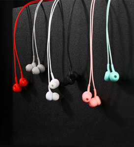 Image 5 - The lowest price Remax 510 Earphone Touch Music Wired Headset Noise Cancelling Earphone For iPhone Xiaomi Mobile phone
