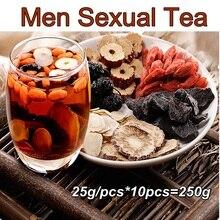 Buy 3 Get 1 Free Men Sexual font b Tea b font Good for Men