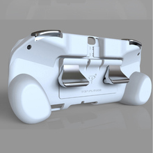 PSV 2000 용 2in1 케이스 커버 L2 R2 트리거 L3 R3 트리거 PS VITA 2000 ps4 pc 게임 패드 액세서리 용 슬림 게임 콘솔