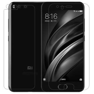 Image 5 - for Xiaomi mi6 glass screen protector Nillkin tempered glass screen protector for xiaomi mi6 mi 6
