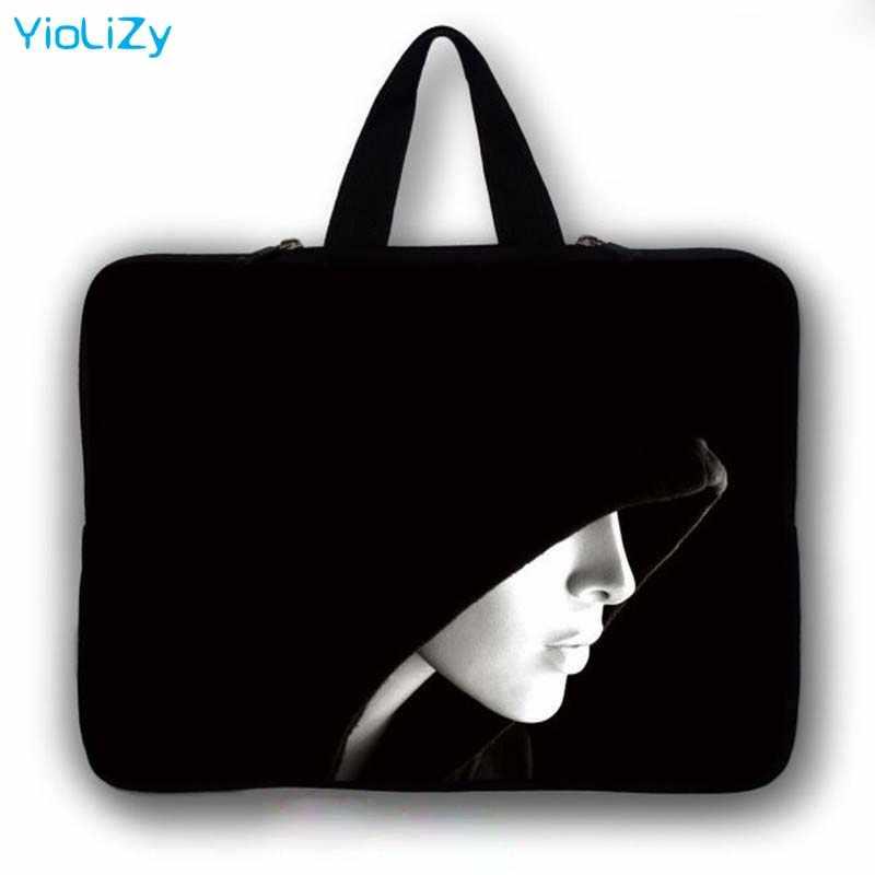 7 9.7 12 13.3 14.1 15.6 17.3 بوصة محمول الحقيبة حقيبة تابلت دفتر غطاء للأكمام حقيبة ل ماك بوك برو 13 حالة الشبكية LB-3262