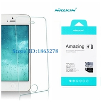 SFor Apple IPhone 5S Tempered Glass Nillkin Amazing H Anti Explosion Screen Protector For IPhone 5S