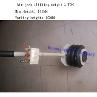 3TON Air Pressure Auto Jack Car Jack Air Inflation Jack Lifting Weight 3 TON Working Height