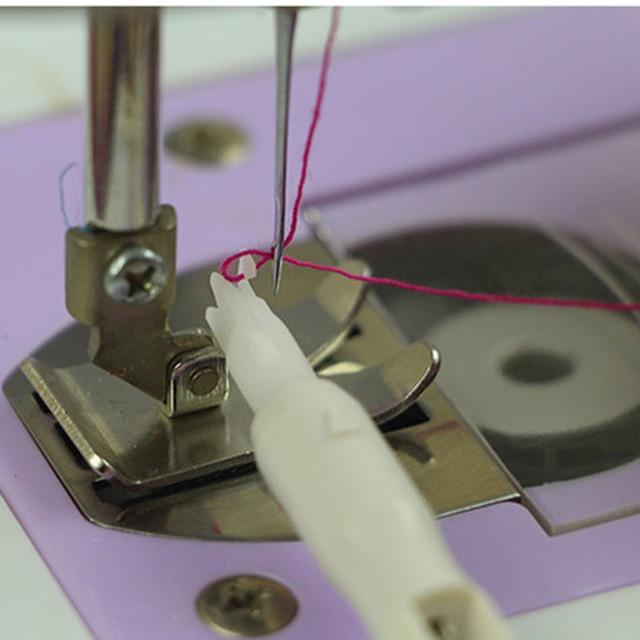 Stitch Insertion Accessories Stitch Tools Sewing Machine accessories Needle Threader (520-NT-W)