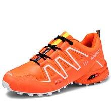 Men Speed Cross Outdoor CS Sneakers 39-47 Cross-country Running Male Shoes Sport Shoes цена в Москве и Питере