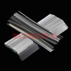 Battery-Spot-Welding-Machine Nickel Strip Sheets for 100pcs/Lot Low-Resistance Quality