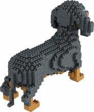 Dachshund Lego Substitute