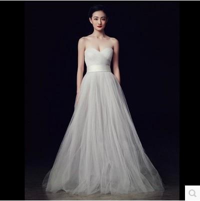 2016 simple robe de mariage cherie flexible pipe folding zou de l 39 epaule pas cher robe de