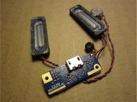 100% Original USB lade Mikrofon stecker port jack board Für Cube U55GT Sprechen 79 U65GT Sprechen 9X tablet 7.0