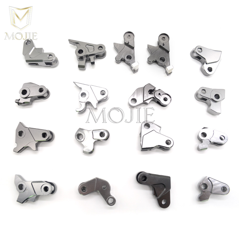 For Suzuki RM 125 250 RM125 RM250 2004 2008 2005 2006 2007 Motorcycle CNC Pivot Brake Clutch Levers RM 125 Dirt Bike Motocross in Brake Disks from Automobiles Motorcycles