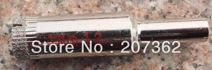 Pack Of X MM Diamond Drill For Glass Tile Diamond Coating Tip - Diamond tip hole saw for tile