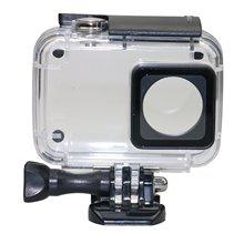 Diving Protective Housing Waterproof Case Shell 40m for Xiaomi 4K/ Yi 4K+/Yi Lite/YI Discovery 4K Action Camera with Bracket