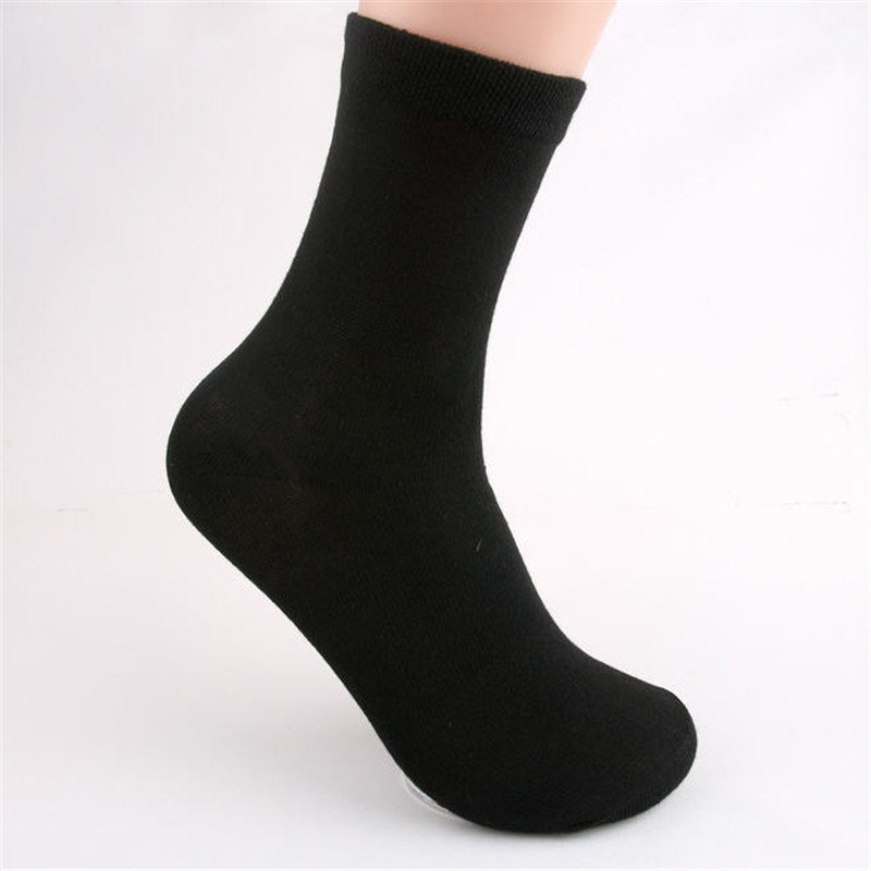 10 Pairs Mens Cotton Socks , Mens Classic Business Socks, Spring and Summer Casual Socks For man US 7-11 Meias Masculino A602