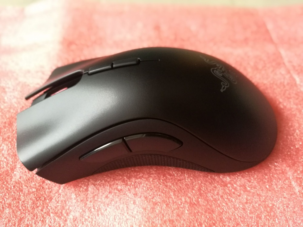 9075cf70c02 Brand new Mouse top shell cover case mouse scroll wheel for Razer  deathadder Elite
