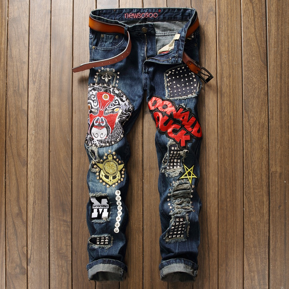 Online Get Cheap Name Brand Jeans for Men -Aliexpress.com ...