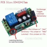 220 в беспроводной дистанционное управление переключатель системы рф 4-ресиверы + 3 передатчик для светодиодные лампы бесплатная доставка
