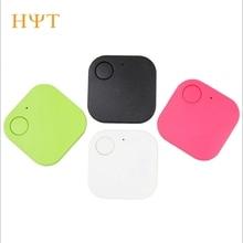 Hot Mini Smart Finder Bluetooth Tag GPS Tracker Key Wallet Kids Pet Dog Cat Child Bag Phone Locator Anti Lost Alarm Sensor New