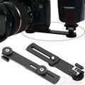 Tripod Monopods Flash Bracket Hot Shoe DC Camera Arms Bracket Stand Mount For Canon Nikon DSLR
