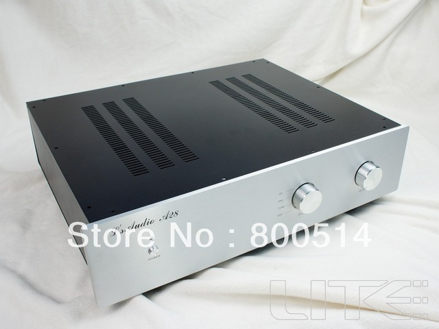 Lite A28 - A series preamplifier general chassis /BOX  --#0508-21